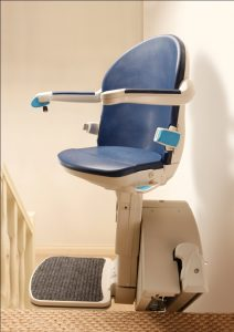 Sterling 1000 Stair Lift From Greater Houston Stair Lifts Sterling Simplicity Stair Lift from Greater Houston Stair Lifts