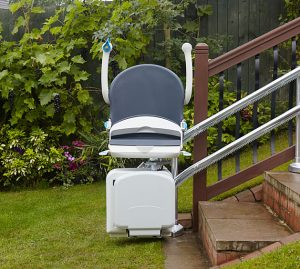 Handicare 2000 Curved Stair Lift