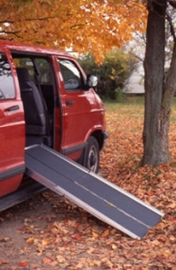 portable ramps car with wheelchair ramp