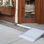 wheelchair ramps threshold