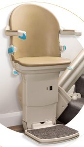 1000 Straight Stair Lift
