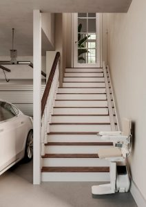 1100 Friction Drive Stair Lift