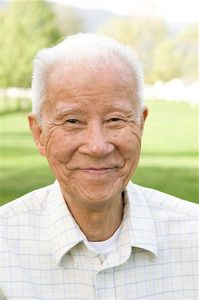 619-05449028 © Masterfile Royalty-Free Model Release: Yes Property Release: No Smiling senior Chinese man
